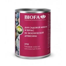 BIOFA Тиковое масло 3752