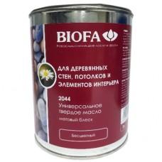 BIOFA Универсальное твердое масло 2044