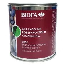 BIOFA Масло для рабочих поверхностей 2052