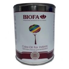 BIOFA Цветное масло для интерьера 8500