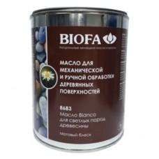 BIOFA Bianco Масло для светлых пород древесины 8683