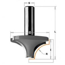 CMT PRO Фреза внутр.радиус R=8 S8 D28,7 I12,7 L44