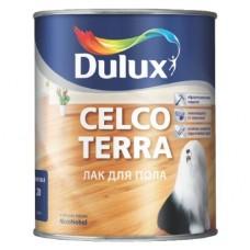 DULUX Лак celco-terra алкидный