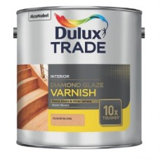 DULUX Лак diamond-glaze водоразбовимый