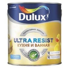DULUX Ultra Resist кухня и ванна