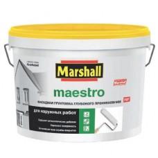 MARSHALL Maestro Фасадная грунтовка