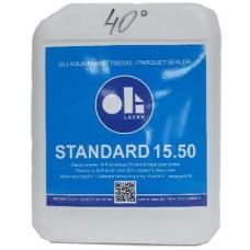 OLI LACKE Standard 15.50 водоразбовимый лак гл 40
