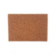 Губка коричневая